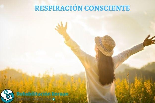 Ser consciente de tu respiración y mejorar así la salud