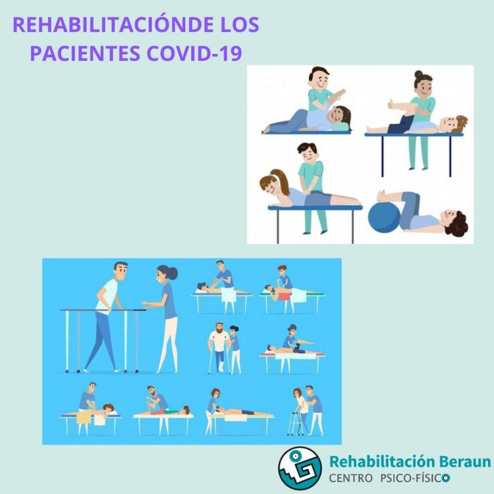 REHABILITACIÓN DE LOS PACIENTES COVID-19
